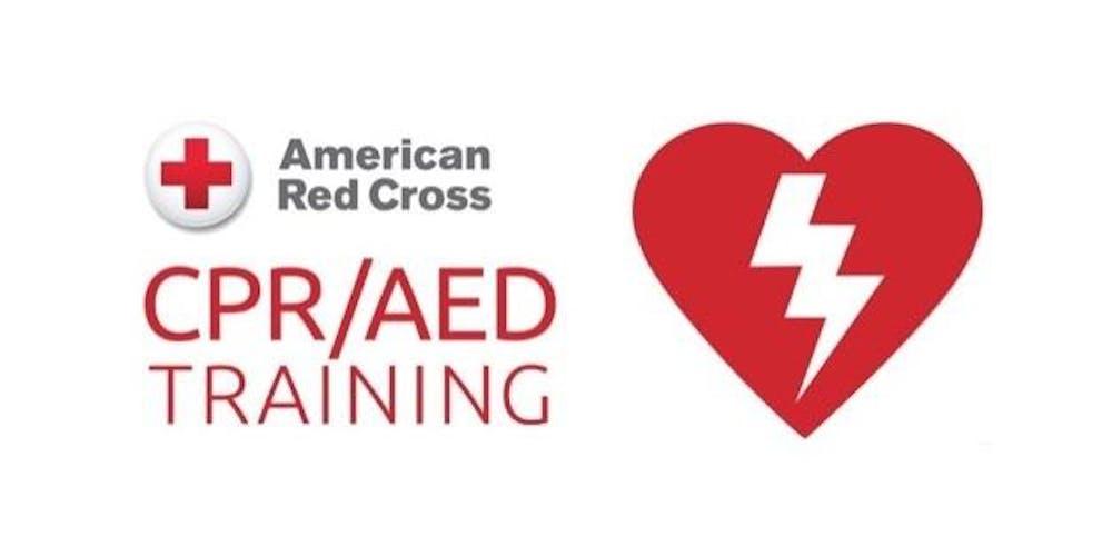 Cprfirst Aid Training Tickets Multiple Dates Eventbrite