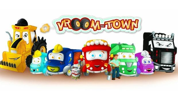 Vroomtown Author Visit- Emer Conlon (3-6 Year Olds)