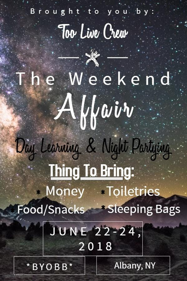 The Weekend Affair