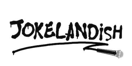Jokelandish tickets