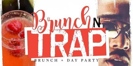 TD Group Presents: Brunch & Trap + Bottomless Brunch + Day Party + Hookah tickets