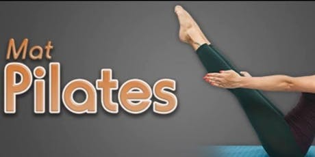 Mat Pilates Wednesdays tickets