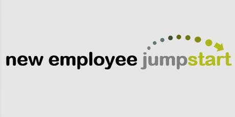 New Employee JumpStart Sessions - New Westminster Campus tickets