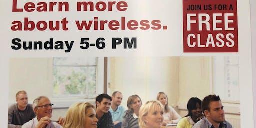 Rye Verizon Wireless Training Class