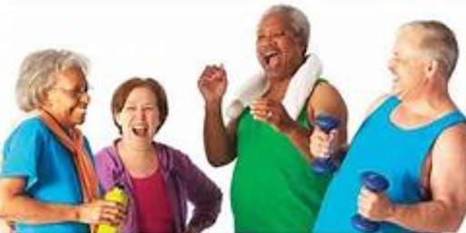 Senior Fitness Wednesdays