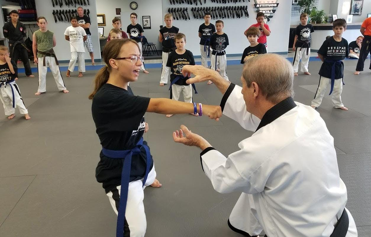 Summer Martial Arts for Kids (6-9yrs)