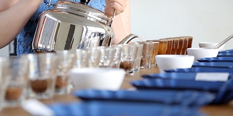 Cupping Fundamentals and Palate Development - Counter Culture Coffee Boston tickets