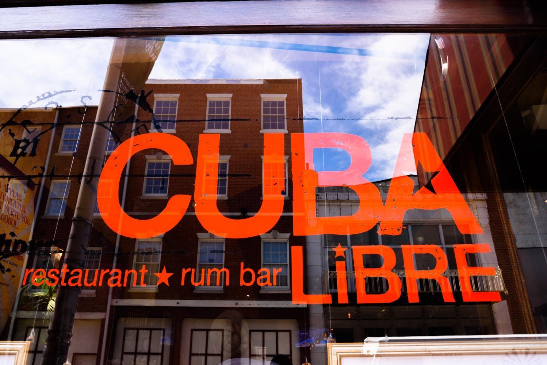 Salsa Lessons - Cuba Libre and Old City Eats