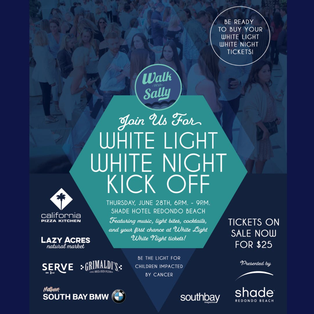 White Light White Night Kick-Off Party - 28 JUN 2018