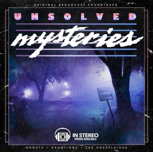 Unsolved Mysteries Soundtrack Release: Ghost