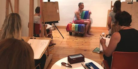 Life Drawing Studio tickets