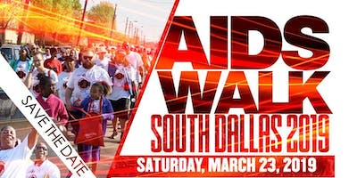 AIDS WALK SOUTH DALLAS 2019