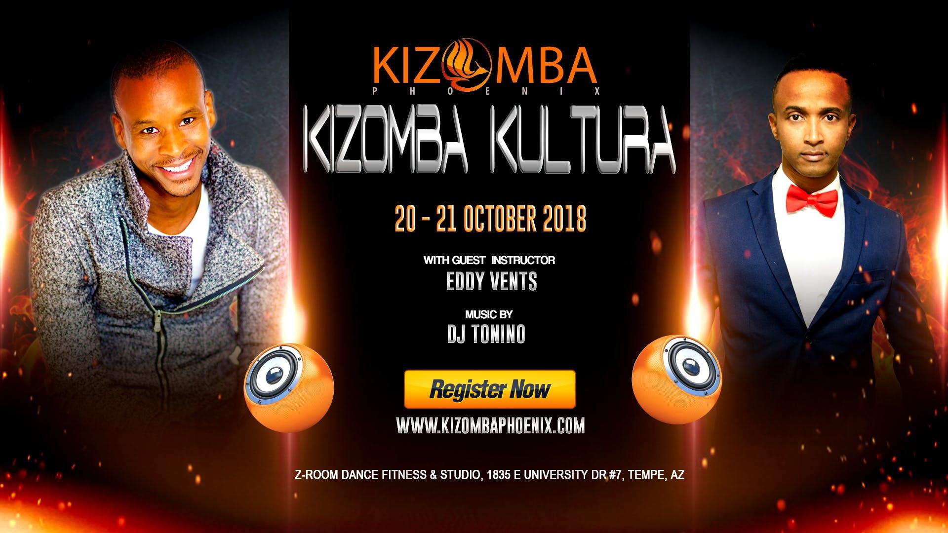 Kizomba Kultura Weekender