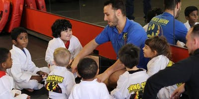Lakeland FL - Preschool Kids Martial Arts ( Kickboxing / Karate / Kung Fu )