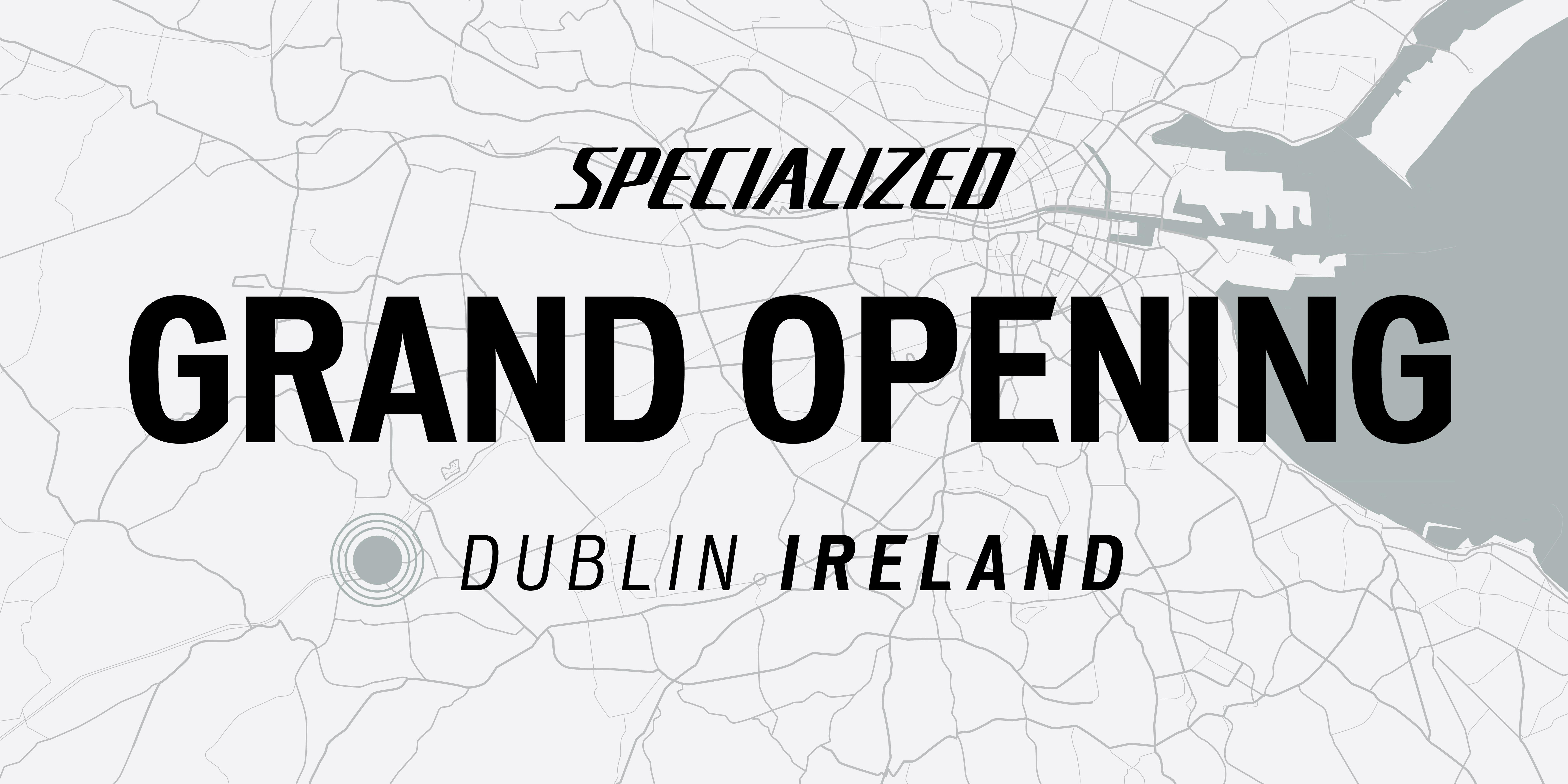 Specialized Ireland Grand Opening Weekend