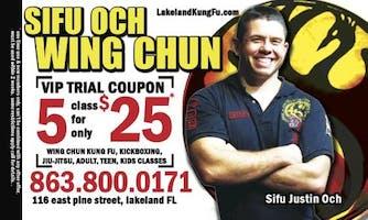 Self Defense Martial Arts Classes in LAKELAND FLORIDA
