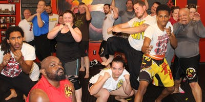 Lakeland FL - Kickboxing & Fitness for Adults/Teens