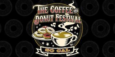 Coffee & Donut Festival So Cal 2019