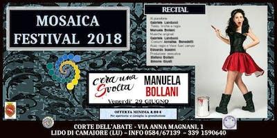 """MOSAICA FESTIVAL 2018 """"C'era una svolta"""""""