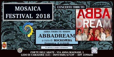 "MOSAICA FESTIVAL 2018 ""Abbadream"""