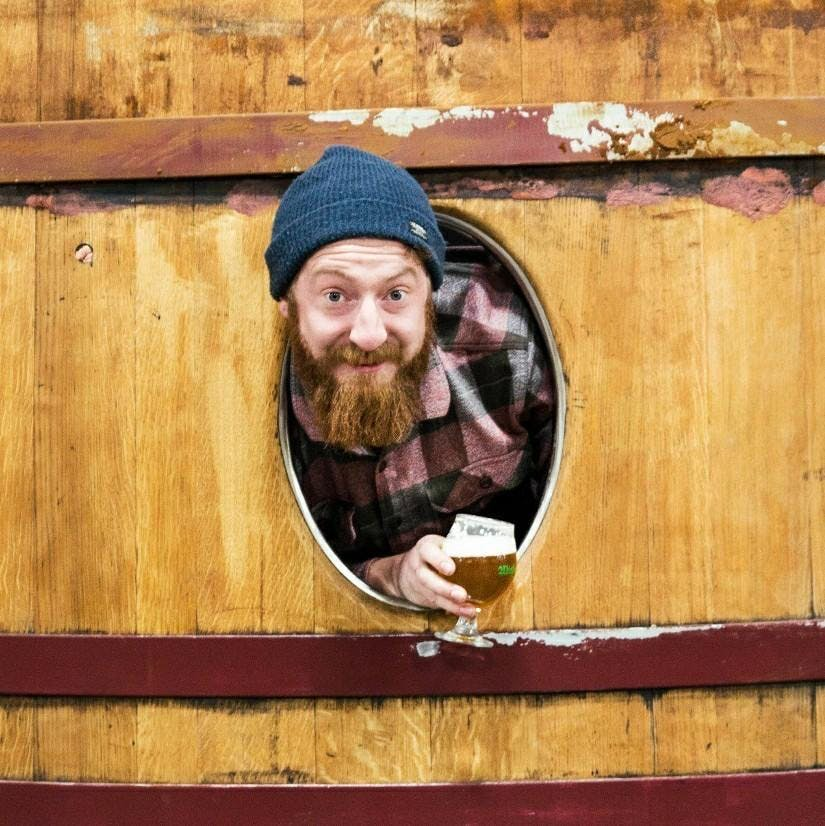 Richard Kilcullen – scaling your barrel room