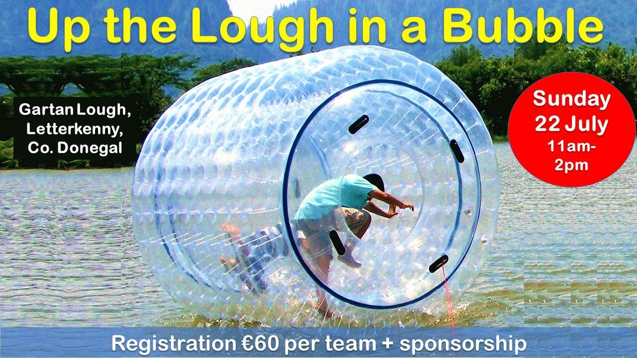 Up the Lough in a Bubble