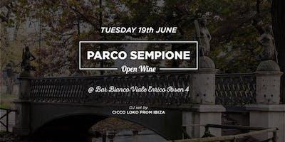 Bar Bianco Milano - Martedi 19 Giugno 2018 - Summer Is Coming - Open Wine nel Parco Sempione - Lista Miami - Accrediti e Prenotazioni Al 338-7338905