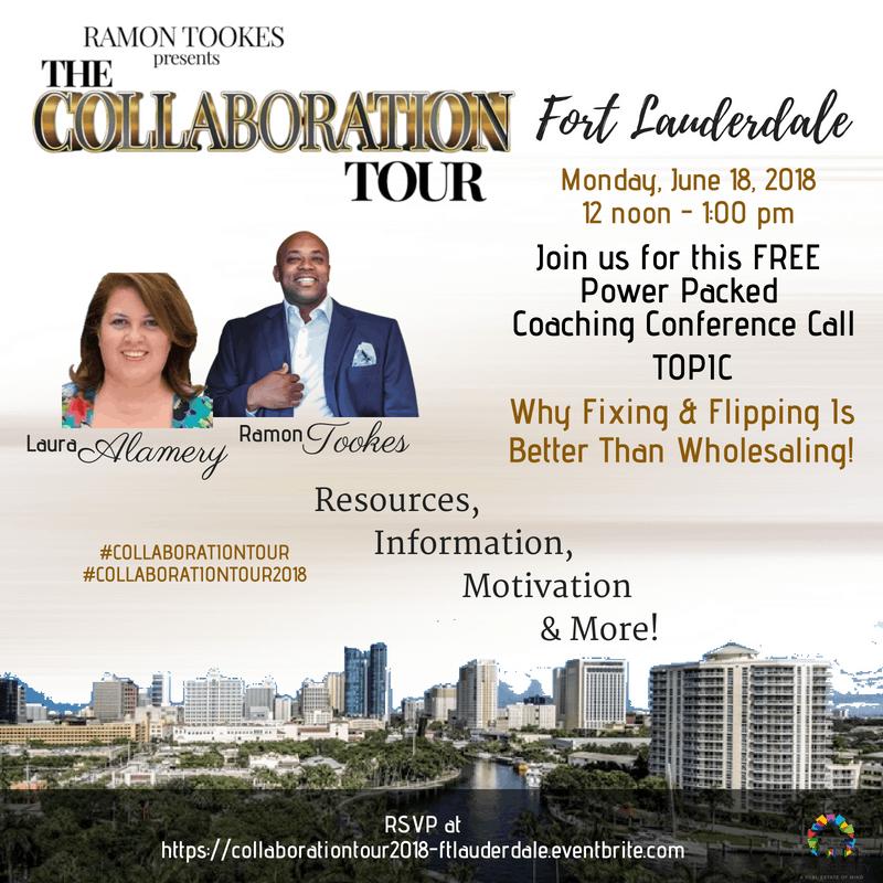 The Collaboration Tour - Fort Lauderdale