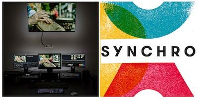 Inaugurazione SYNCHRO   Laboratorio delle Immagini e dei Commenti Sonori