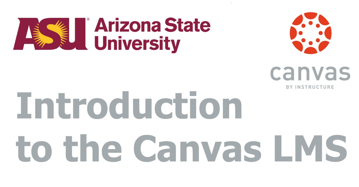 ASU UTO Canvas Introduction Training