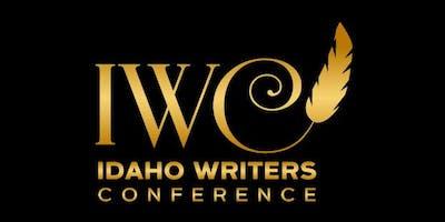 Idaho Writers Conference 2019