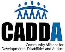 CADDA (Community Alliance for Developmental Disabilities and Autism) logo