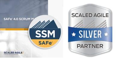 SAFe Scrum Master with SSM Certification in San Diego