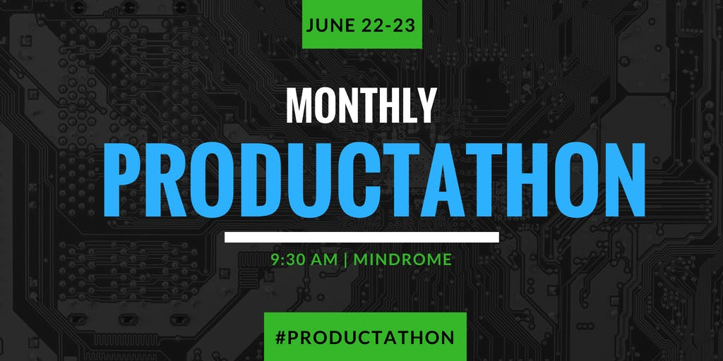 Productathon - Become a Product Manager