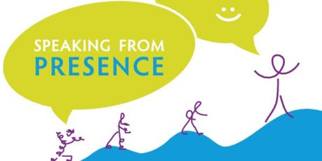 Speaking from Presence - full day workshop tickets
