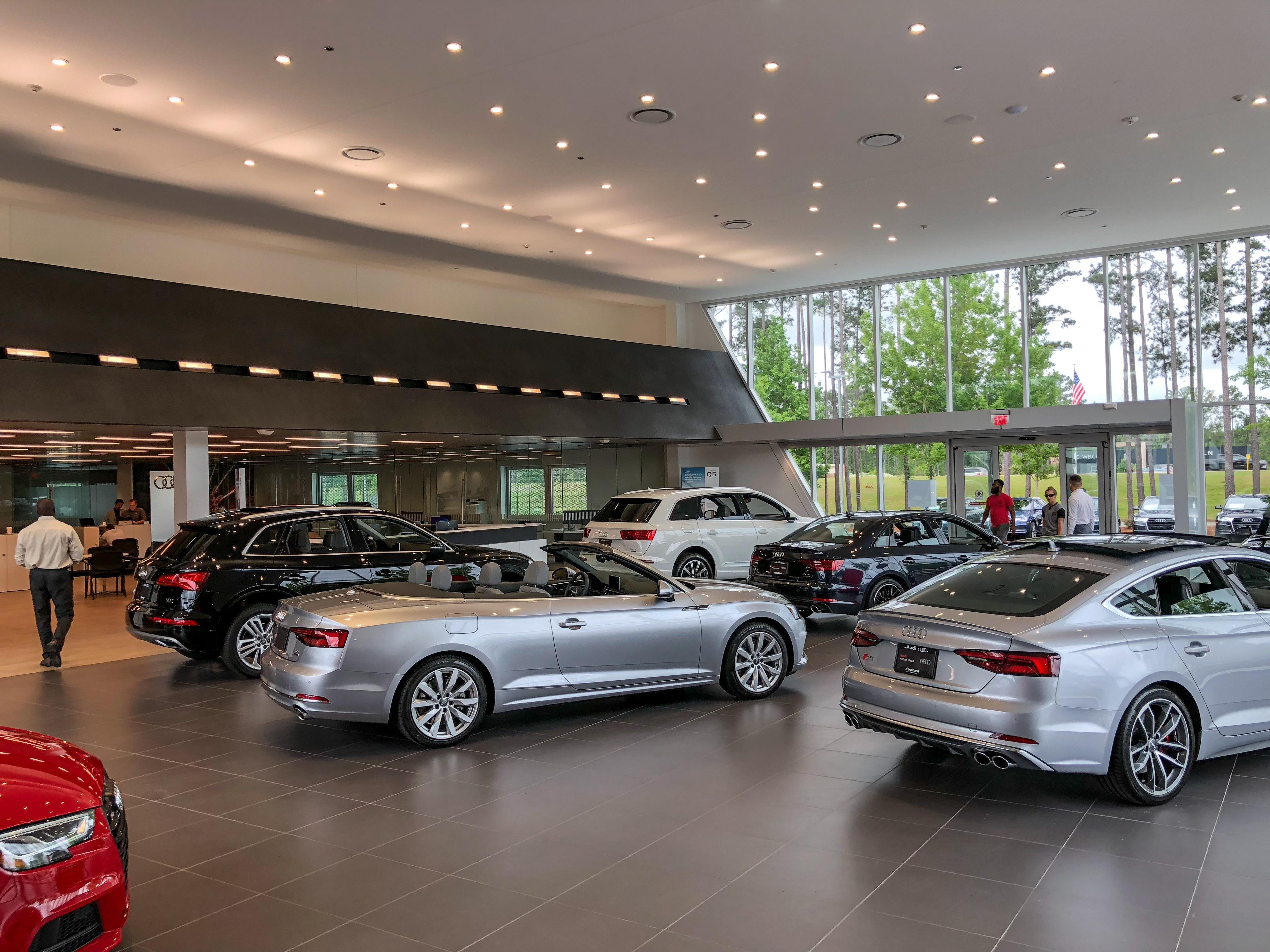 Audi Hilton Head Grand Opening OCT - Hilton head car show
