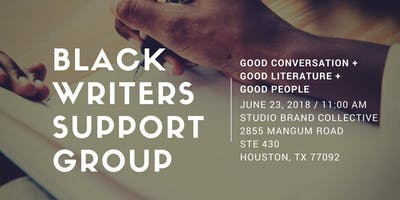 Black Writers' Support Group