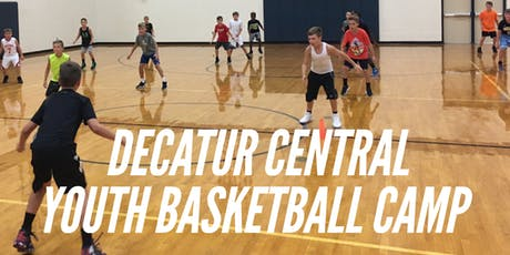 Decatur Central Basketball Camp 2019 tickets