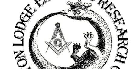 *Postponed Until SEPTEMBER 14TH!*Dr. Mark E. Koltko-Rivera - The Resurgence of Freemasonry tickets