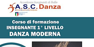 Corso Insegnanti Danza Moderna