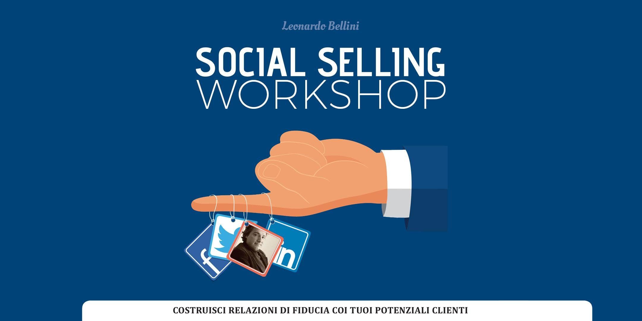 Social Selling Workshop IV Edizione