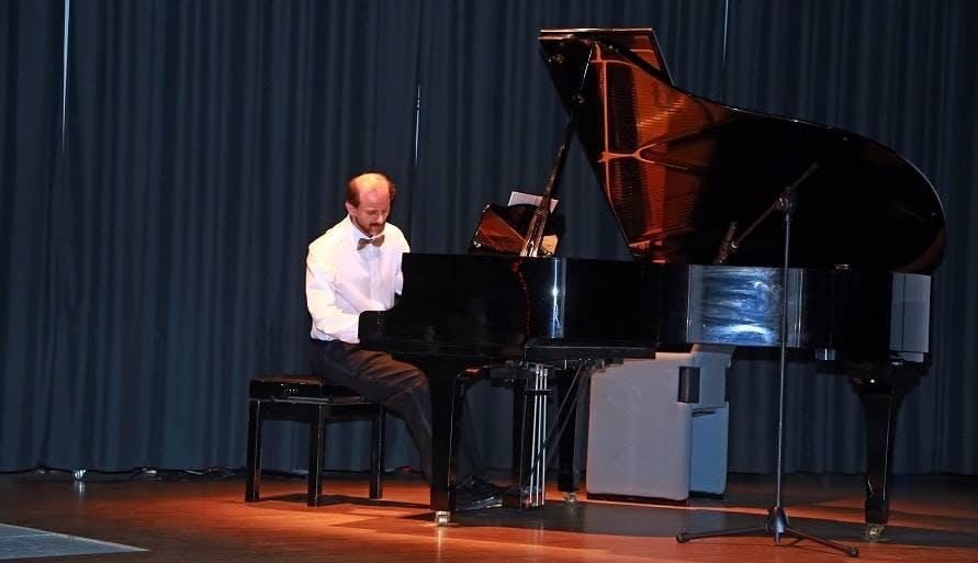 NUTRIMENTO DELL'ANIMA - Concerto per pianofor