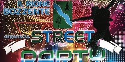 Street Party rione Bozzente