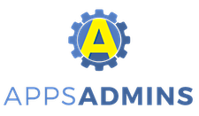 The Apps Admin Company logo