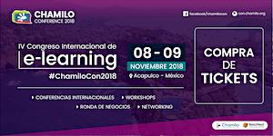 ChamiloCon Acapulco 2018