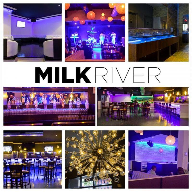 MILK ON SATURDAYS AT MILK RIVER LOUNGE @GQEVENT