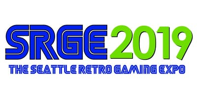 The Seattle Retro Gaming Expo - #SRGE2019
