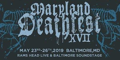 Maryland Deathfest 2019