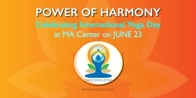 Power of Harmony: International Yoga Day at MA Center