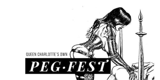 Peg·Fest — Taillor's Famous BDSM & Pegging Workshop